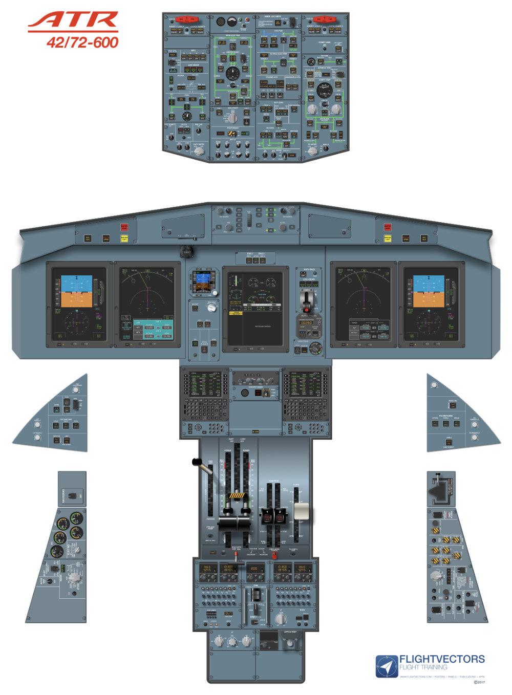 ATR 42/72-600
